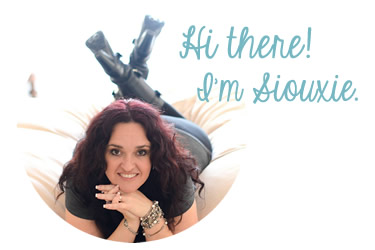 Hi There! I'm Siouxie. Welcome to my Lifestyle Blog at 365DaysofAwesome.com