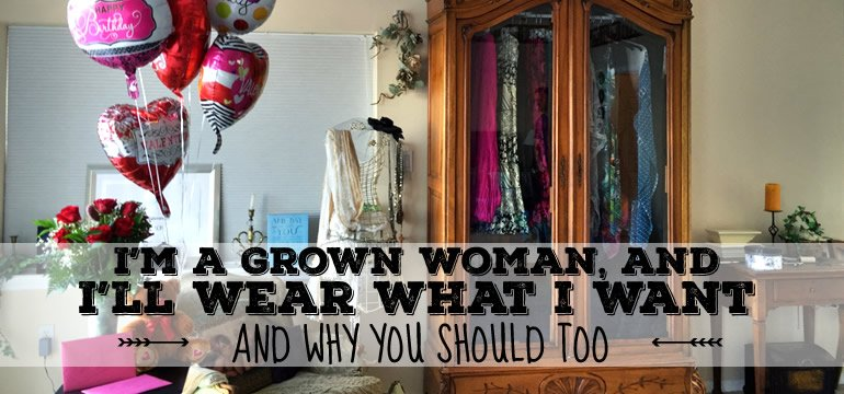 Wear Whatever You Want To Wear Pretty Please 365 Days Of Awesome